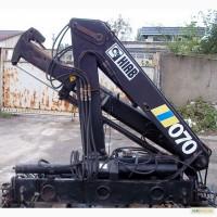 Кран-манипулятор HIAB 070 A