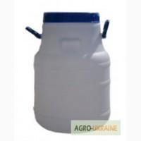 Бидон пищевой пластиковый 120 л