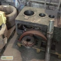 Запчасти для прессов грануляторов ОГМ 1, 5; ОГМ 0, 8; ДГВ; ДГ-1