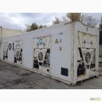Шоковая заморозка рефконтейнер 40 футов