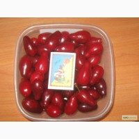 Кизил ягоды
