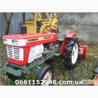 Мини трактора yanmar