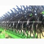 Борона мотыга ротационная John Deere Джон Дир 9 метров под МТЗ из США