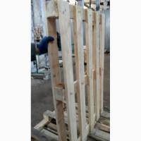 Продам піддони, палети деревяні 800х1200х138 полегшені