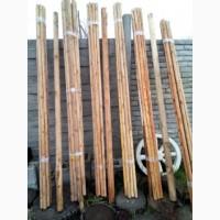 Продам столбики виноградные садовые деревянные для саженцев