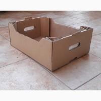 Картонні коробки ящики, - (до 7 кг плодів) Волынская обл