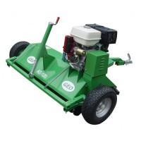 Косилка-Измельчитель ATV 120-145 с бензиновым двигателем.(GEO, Италия)