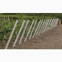 Бетонные столбы для винограда малины Запорожья