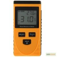 Влагомер древесины Benetech GM 630-EN-00 ( MD630 )( 0-50% ) ( 0-50 C )