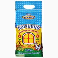 Борошно пшеничне білоцерківське пшеничне вищого сорту, 5 кг
