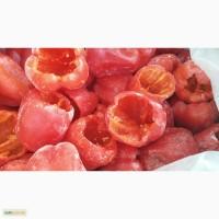Перець червоний цілий стакан шокової заморозки