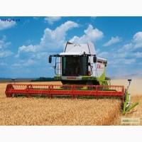 Услуги уборки урожая сельскохозяйственной продукции
