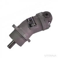 Гидромотор аксиально-поршневой 210.25.13.20Б | шпоночный вал, фланец