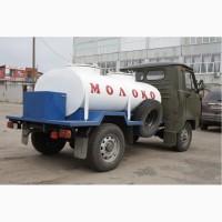Молоковоз УАЗ