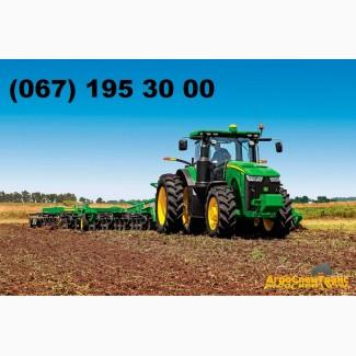 Услуги дискования почвы