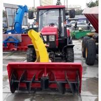 Снегоочиститель тракторный шнеко-роторный СТ-1500