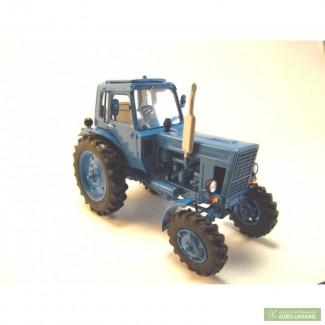 Трактор МТЗ 82. Экспортный вариант! - YouTube