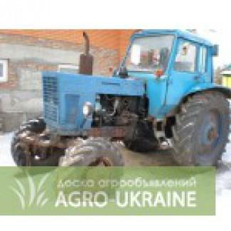Трактор МТЗ-82 50000грн тел0968585037