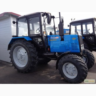 Трактор Мтз 1221.2 - YouTube
