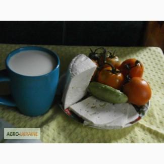 Продам козяче молоко та молокопродукти