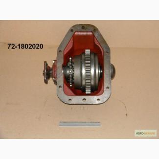 Коробка передач МТЗ-82 для трактора  Беларус : схема.