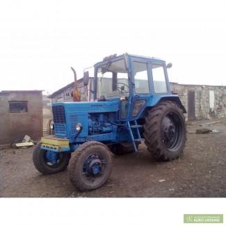 Кабина на трактор мтз-80 б у