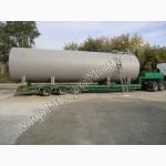Резервуары (емкости) для воды, изготовление, монтаж Запорожье