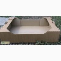 Ящик для клубники (гофро-лоток)