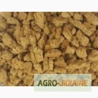 Соевый жмых (из половинки) 38-40% протеин на с.в. цена 8800 грн/тн