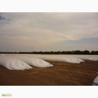 Покупаем б/у полимерные рукава для хранения зерна
