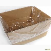 Полиэтиленовые ПАКЕТЫ вкладышы в ящик, для МЯСА, овощей, рыбы и других пищевых и не пищевы