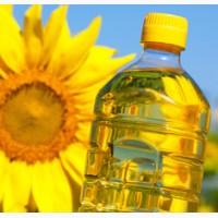 Рафинированное подсолнечное масло, экспорт