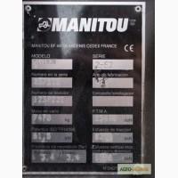 Телескопический погрузчик Manitou – MT 1030 S 2007 года