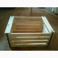 Ящик яблочный усиленный 300х400х600 опт