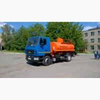 Новый автотопливозаправщик АТЗ-10 на шасси МАЗ-5340С2