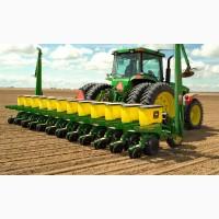 Предоставляем услуги посева, аренда трактора