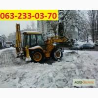 Уборка и чистка снега Киев