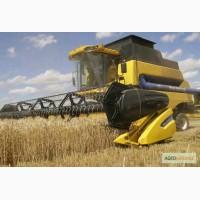Услуги уборки урожая, обработка земли по Украине