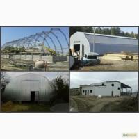 Будівництво Ангарів, Офісних споруд під КЛЮЧ (зерносховища, металеві конструкції)