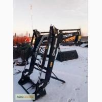 Фронтальний навантажувач metal technik mt 02, 1600кг, на мтз