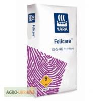 Комплексное водорастворимое удобрение Folicare 10-5-40