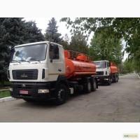 Продажа новых топливозаправщиков АТЗ-12 на шасси МАЗ-6312С3