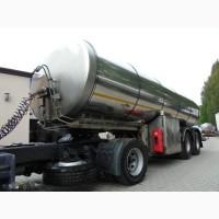 Продажа полуприцепа для перевозки молока Magyar 2005
