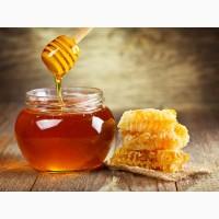 Мёд натуральный разнотравье 15 кг