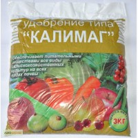 Калимаг, калимагнезия К-25% Са-26% Мg-6%