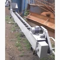 Ленточный скребковый транспортер