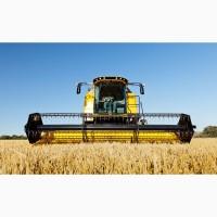 Фермерское хозяйство возьмет на уборку урожая комбайны
