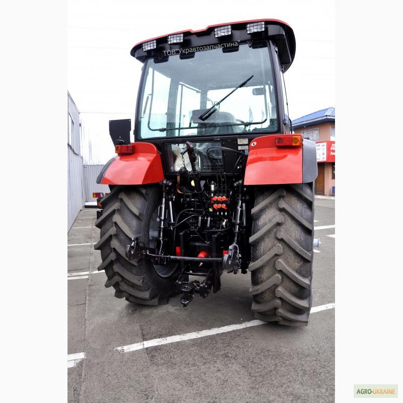 Трактор ЛТЗ-155 технические характеристики, цена, фото.