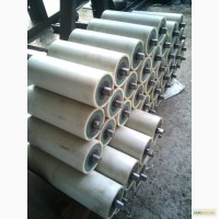Ролик ф 90 мм (полимерный) (подшипники 6204)