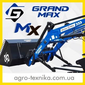 Фронтальный погрузчик Grand Max усиленный на трактора МТЗ, ЮМЗ, Т-40